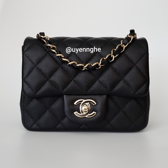 b802293245b4c6 CHANEL Bags | Authentic 18b Mini Square Bag | Poshmark
